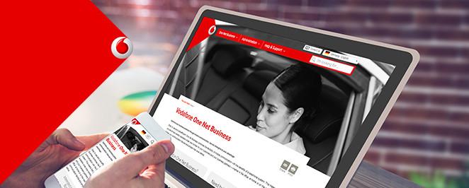 Customer Showcase: Vodafone One Net Business