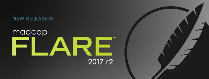 MadCap Flare 2017 r2