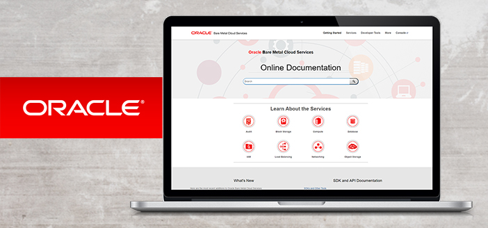 Customer Showcase: Oracle