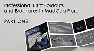 Brochures in MadCap Flare, part 1