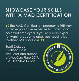 Showcase Your Skills with a Mad Certification