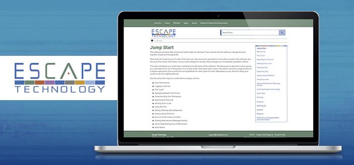 Customer Showcase: Escape Technology