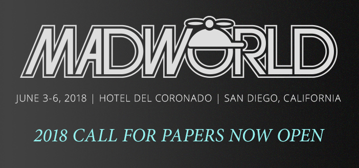 MadWorld 2018 Call for Papers
