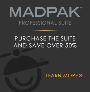 MadPak Professional Suite
