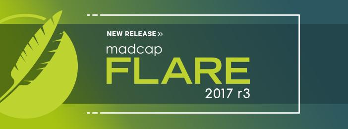 MadCap Flare, 2017 R3 Release