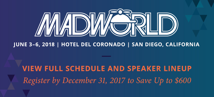 Conference Prep: Your guide to MadWorld 2018