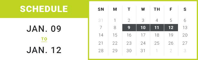 MadCamp Schedule