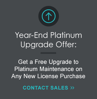 Year-End Platinum Upgrade Offer
