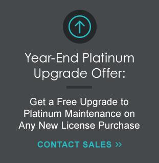 Year-End Platinum Upgrade Offer
